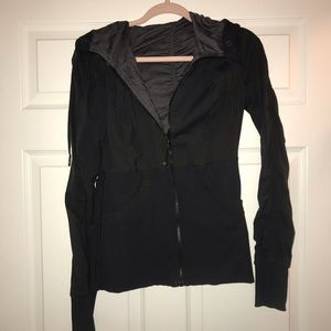 Lululemon Reversible Zip Up Jacket